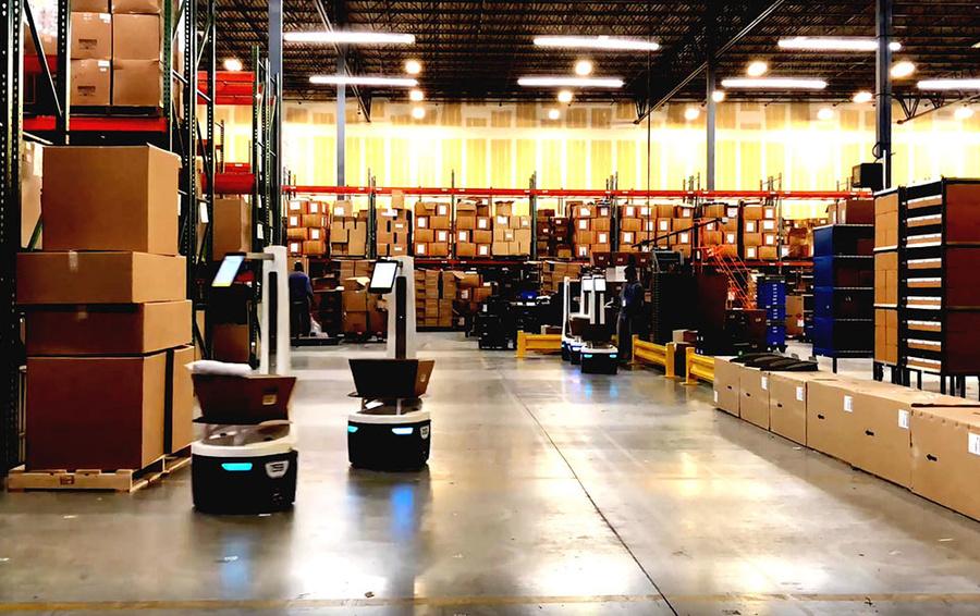 Как производитель роботов для складов привлек $150 млн и вступил в «гонку вооружений» с Amazon