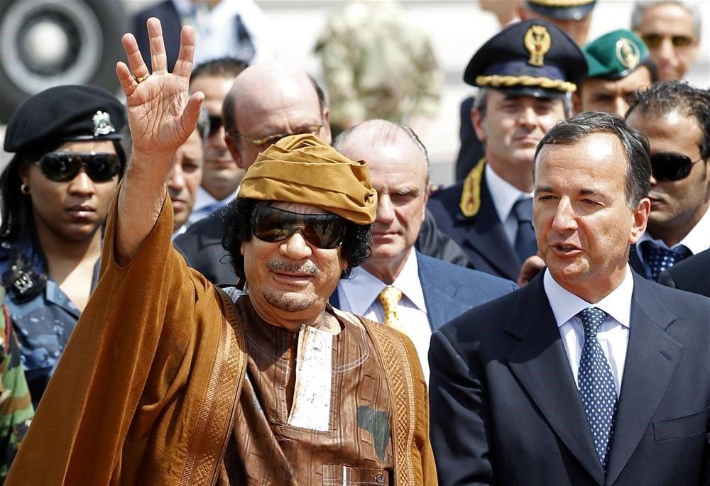 Почему убрали Каддафи? Проекты Джамахирии, которые были как кость в горле Западу.