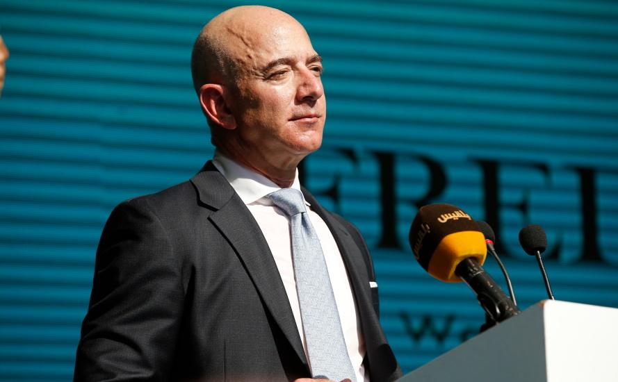 Джефф Безос покидает пост главы компании Амазон