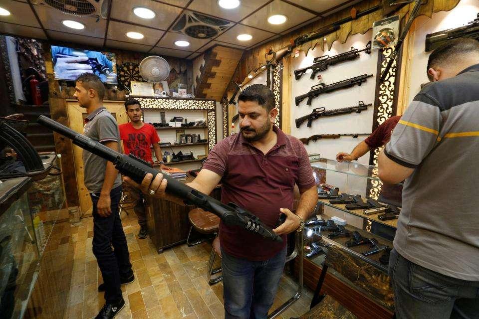 Поправки в законопроекте: потерял ружьё — новое не купишь